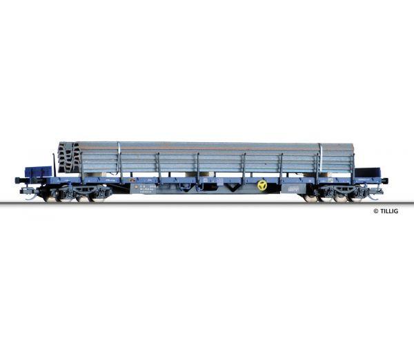 Tillig 18121 pörekocsi Rnss CFL Cargo, Ep. VI