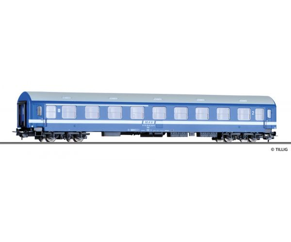 Tillig 74918 személykocsi 1./2.o. ABa, Typ Y/B 70, MAV, Ep. IV