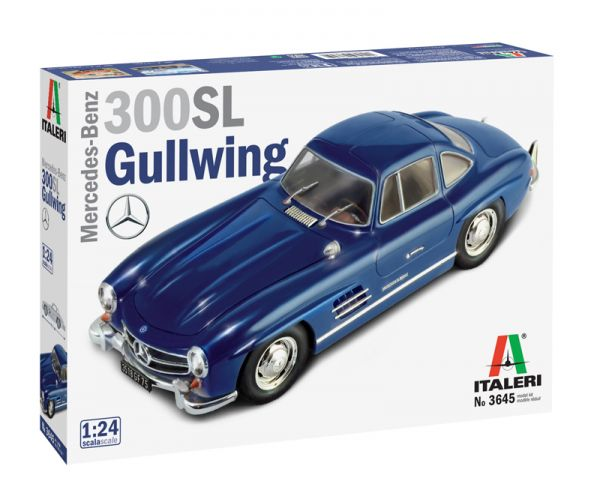 Italeri 3645S MERCEDES BENZ 300 SL Gullwing