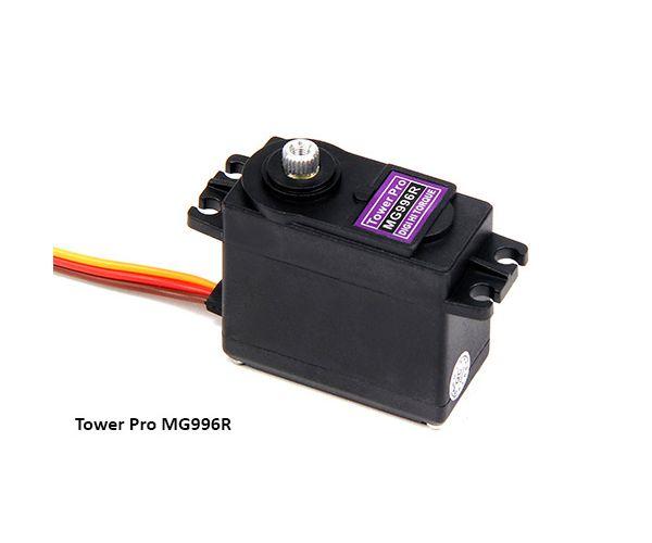 Szervo Tower Pro MG996R