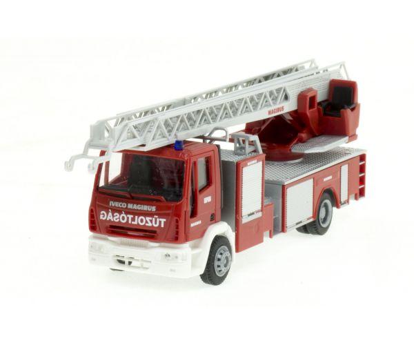 Tűzoltóautó, Soproni Tűzoltóság, Magirus DLK 32