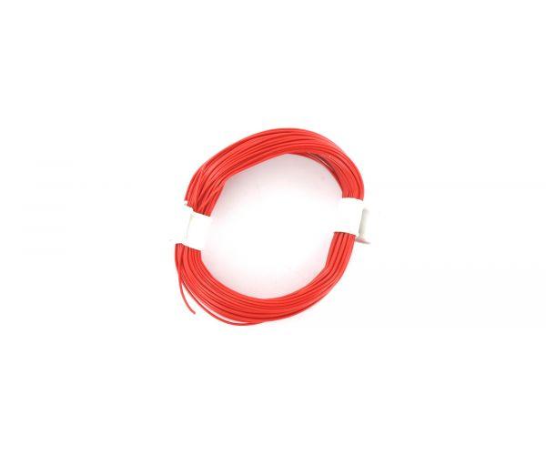 Brawa 32402 Vezeték dekóderhez, piros