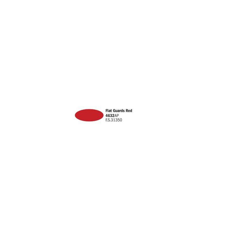 Italeri 4632AP matt Guards Red  akril makett festék