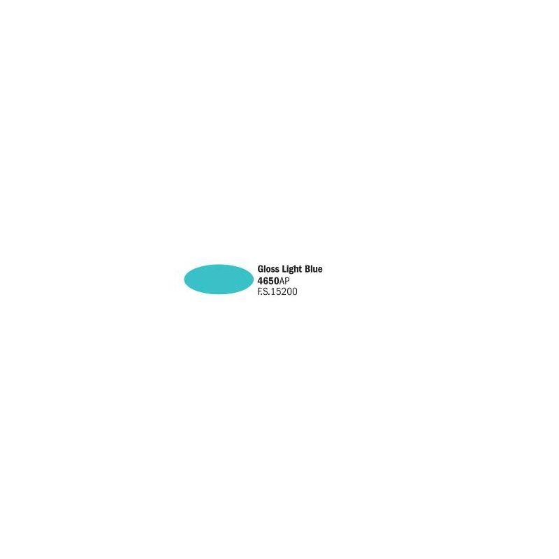 Italeri 4650AP fényes Light Blue akril makett festék