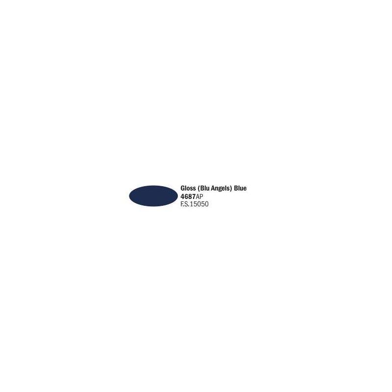 Italeri 4687AP fényes(Blu Angels) Blue akril makett festék