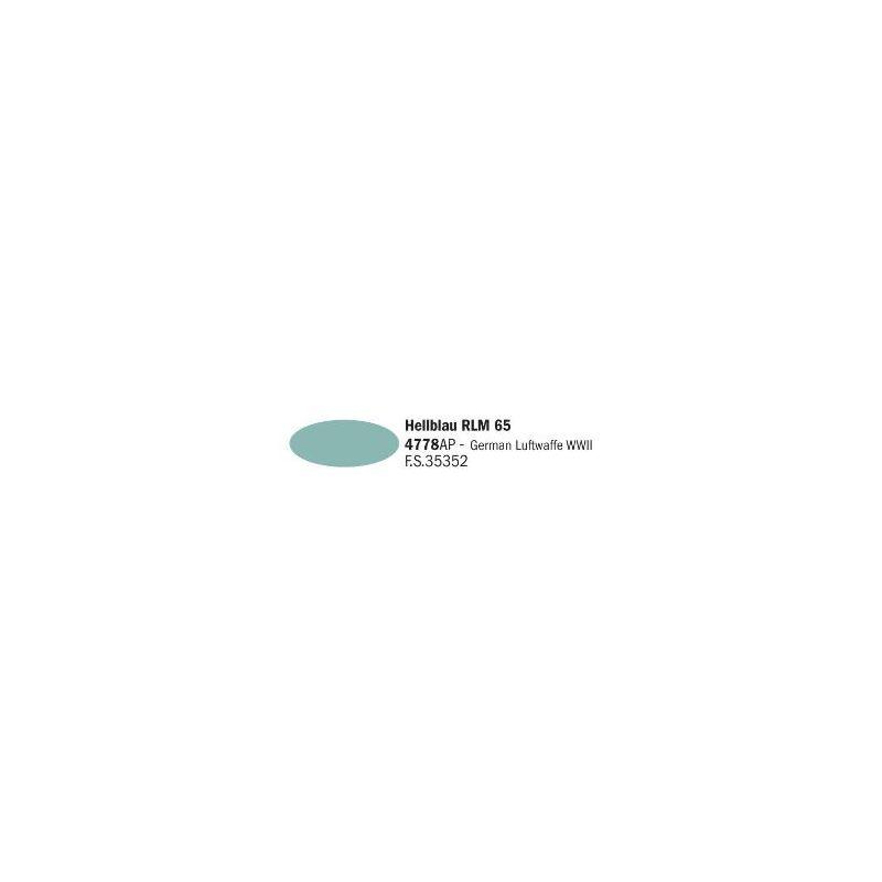 Italeri 4778AP Hellblau RLM 65 akril makett festék