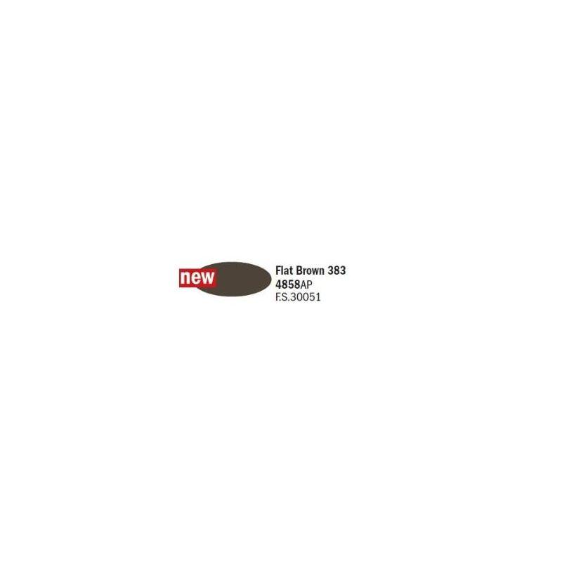 Italeri 4858AP matt barna 383 akril makett festék