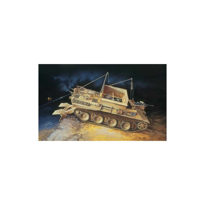 Italeri 0285 Sd.Kfz.179 Bergepanther
