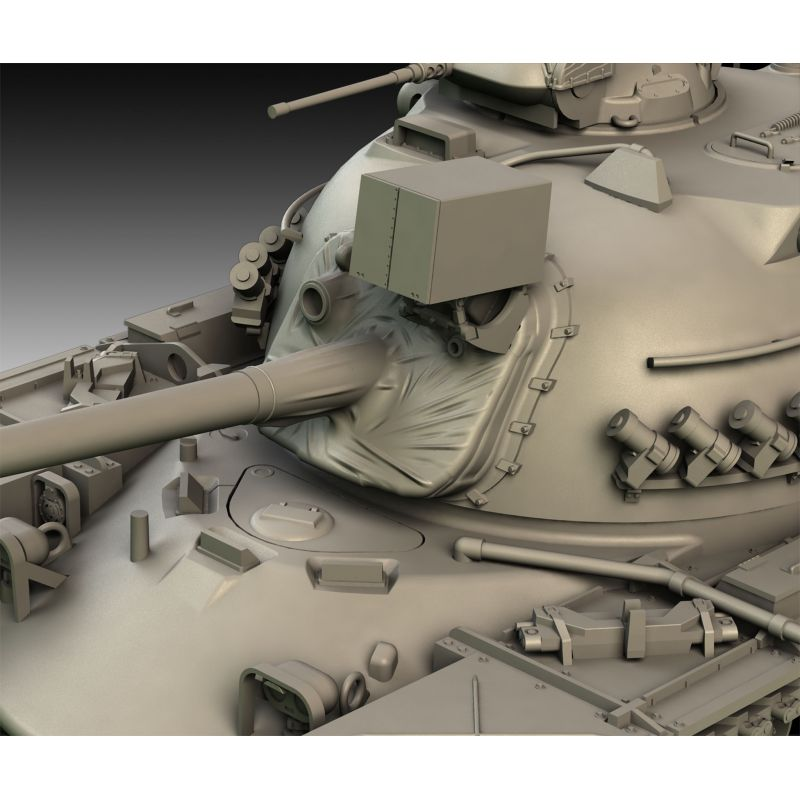 Revell M48 A2CG