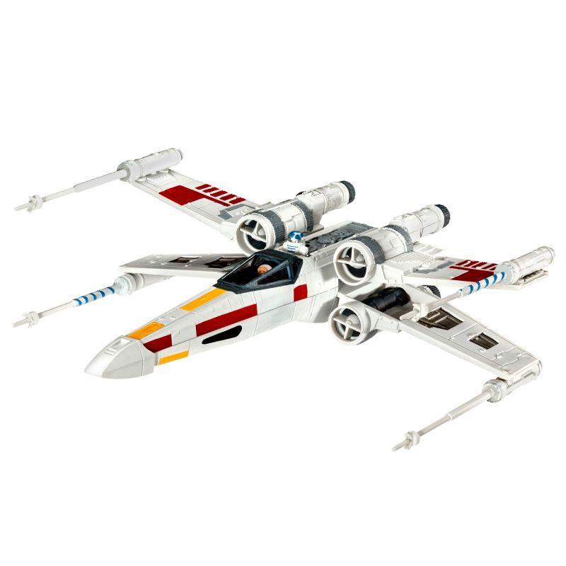 Revell 63601 Star Wars X-szárnyú szett 1:112