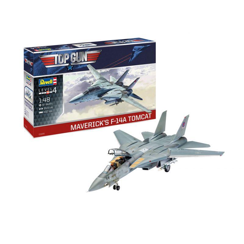Revell 03865 Mavericks F-14A Tomcat