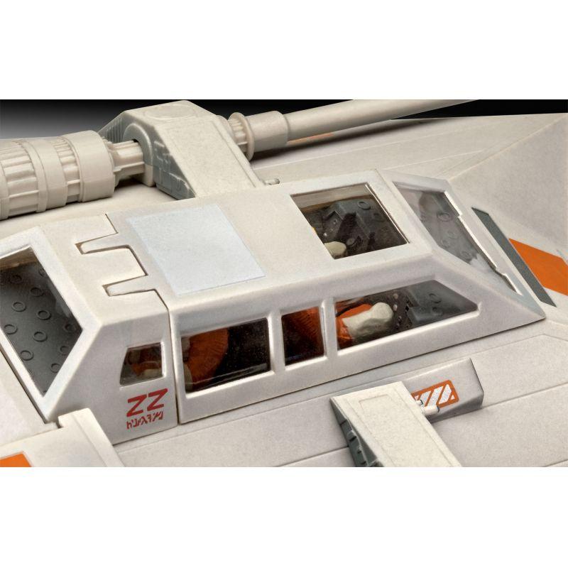 Revell 05679 Snowspeeder-40th Anniversary The Empire Strikes Back 1:29