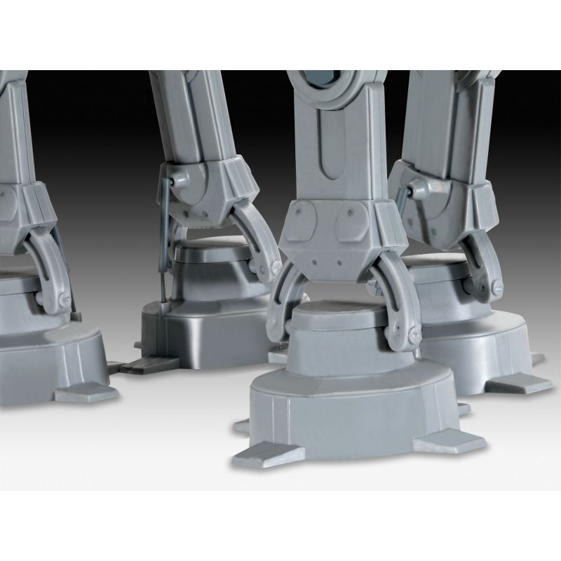 Revell 05680 AT-AT 40th Anniversary The Empire Strikes Back 1:53