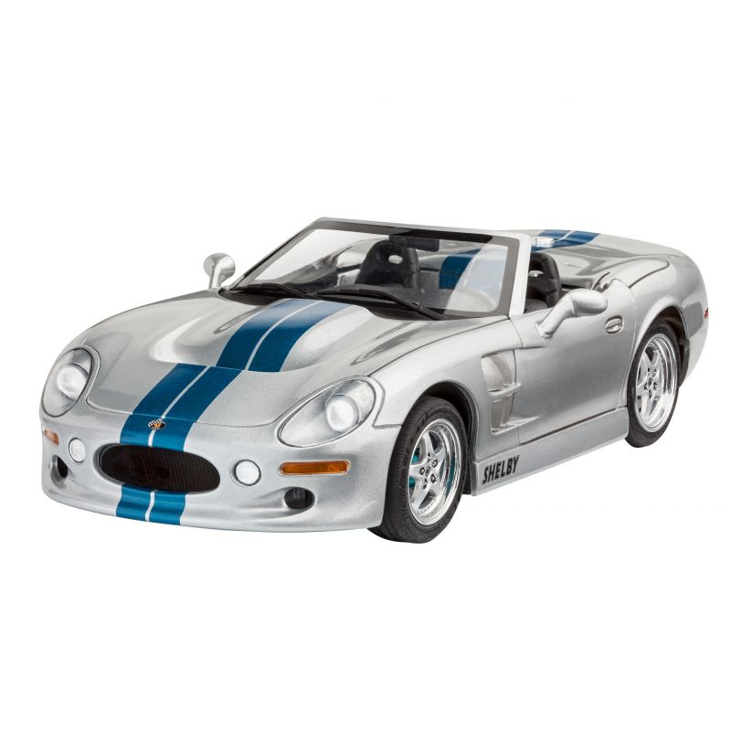 07039 REVELL Shelby series 1  1/24