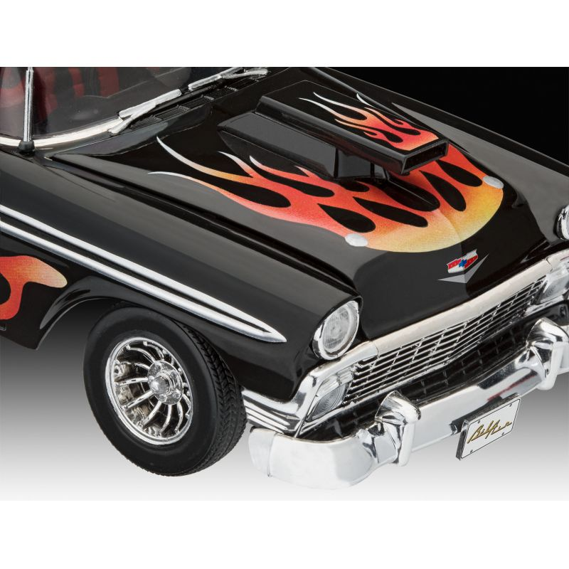 07663 - 56 Chevy Customs