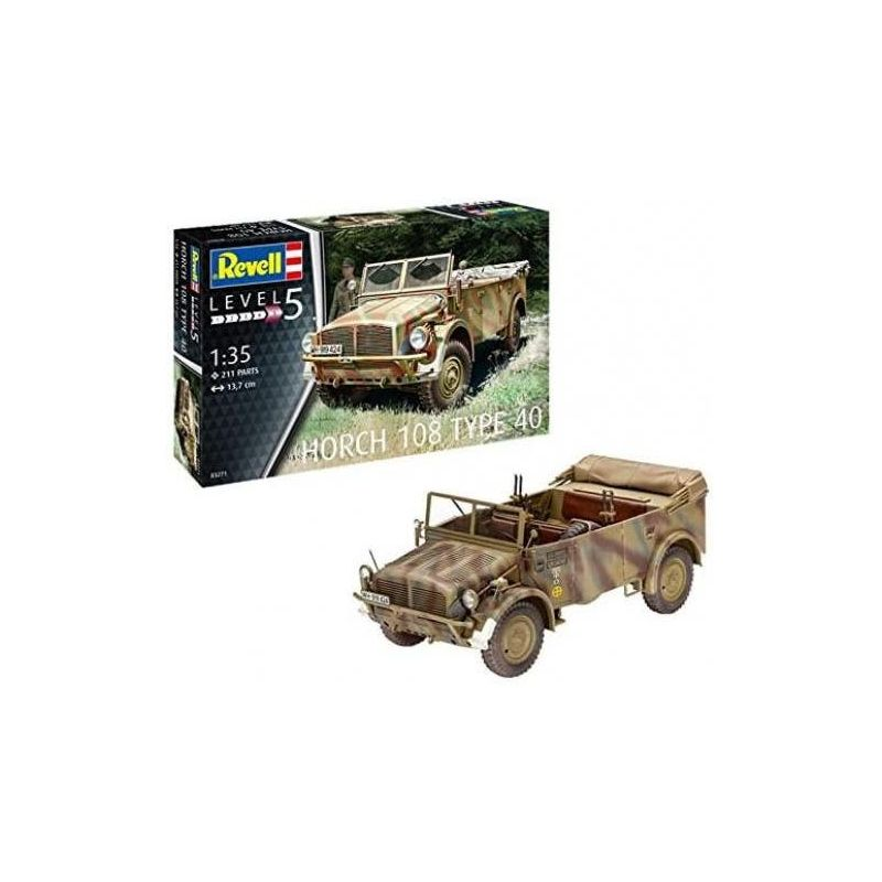 Revell 03271Horch 108 Type 40