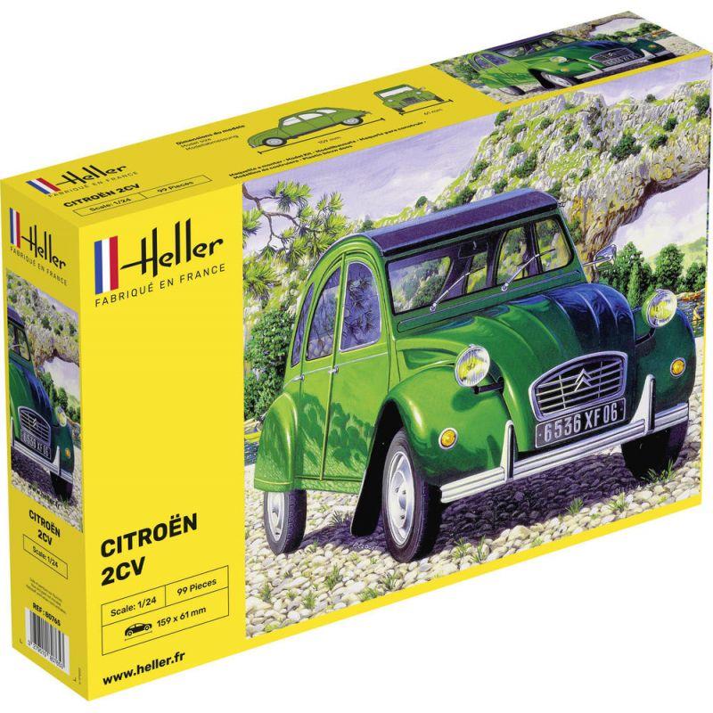 Heller 80765 Citröen 2CV