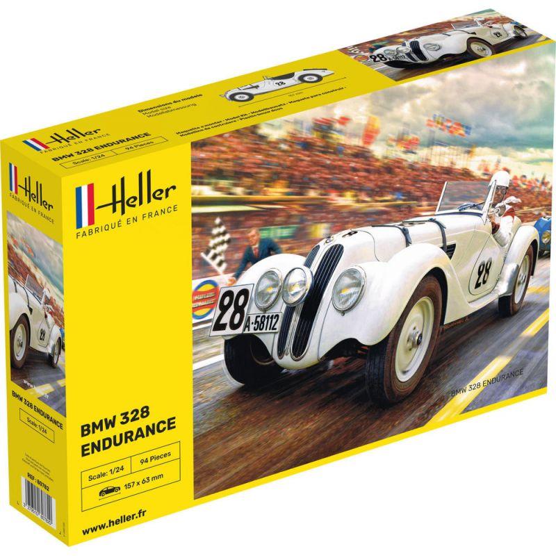 Heller 80782 BMW 328 Endurance
