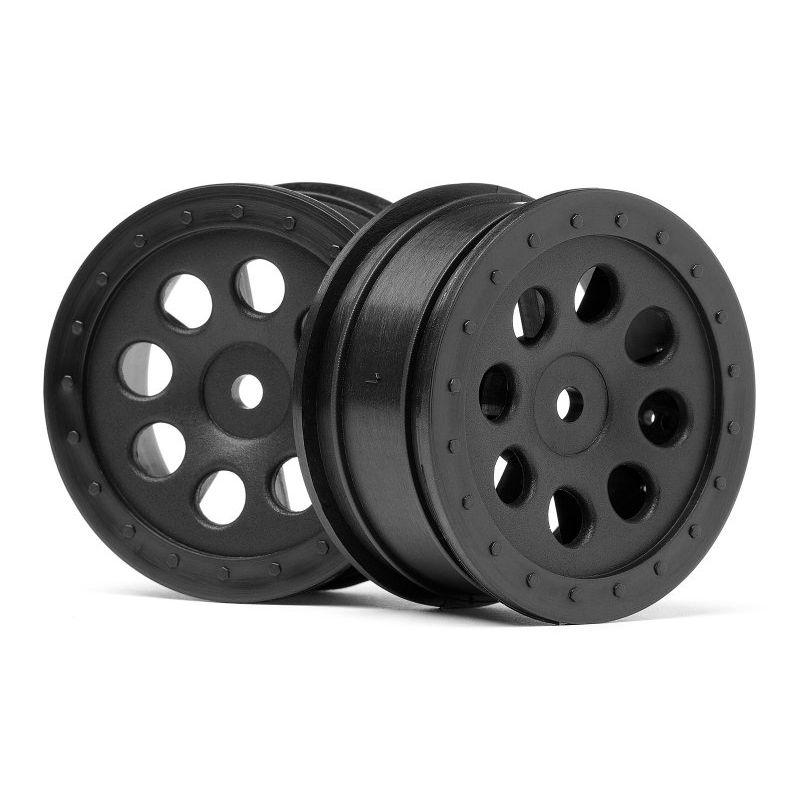 HPI 103039 ST-8 Fekete felni