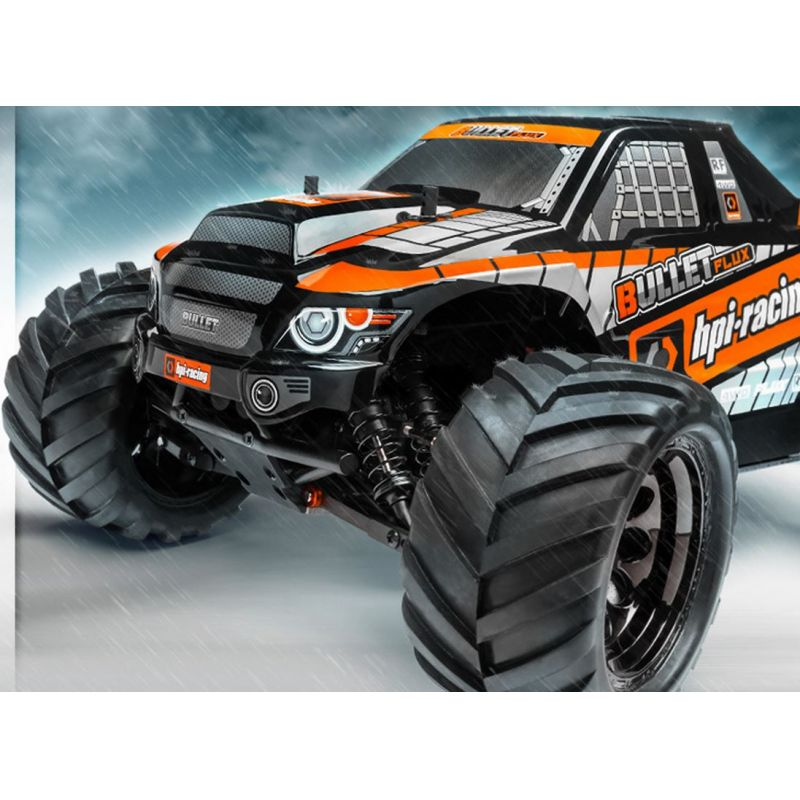 HPI Bullet MT Flux RTR 2.4 GHz