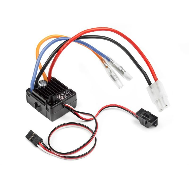 HPI 114712 SC-3SWP2 Elektronikus szabályzó szénkefés motorokhoz