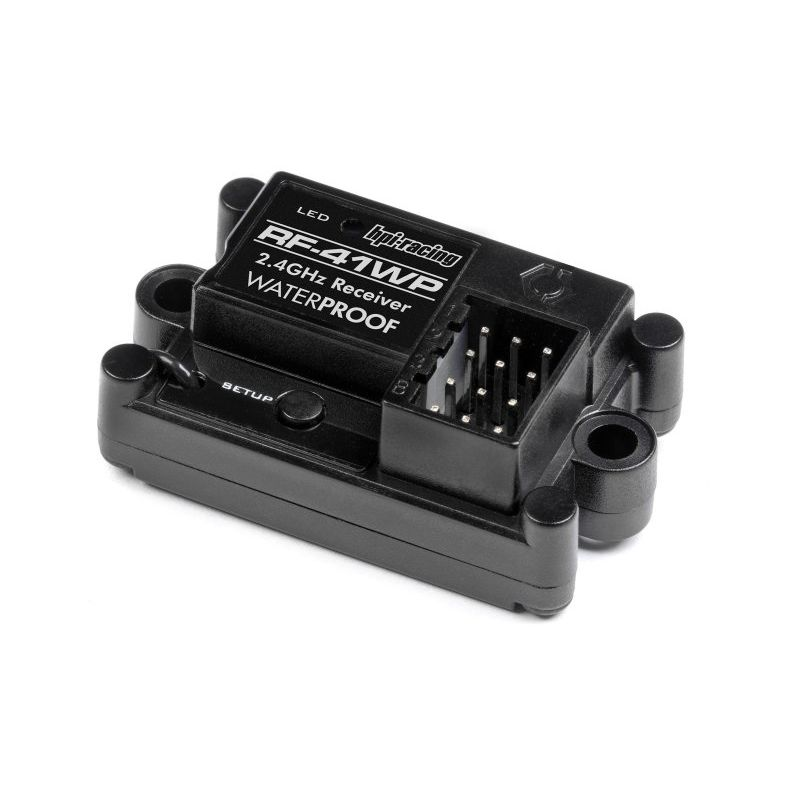 HPI 120044 HPI RF-41WP vevő (2.4GHZ/3CH)
