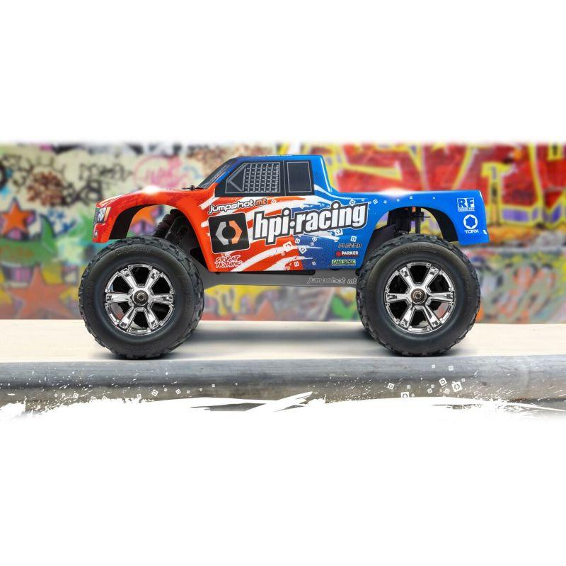 Jumpshot MT V2.0 RTR modellautó