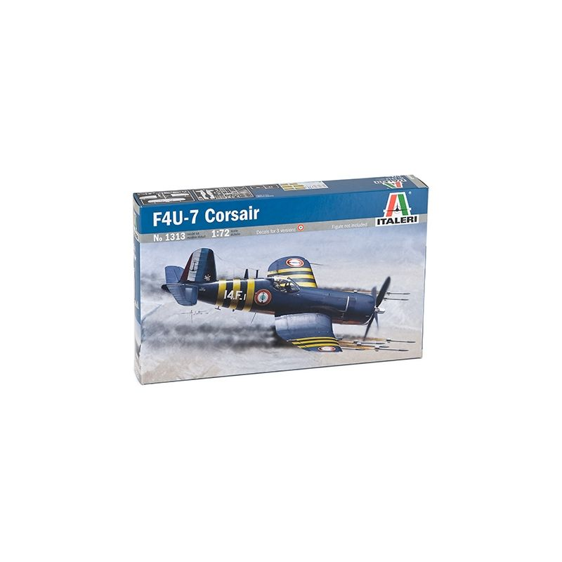 Italeri 1313 F4U-7 Corsair