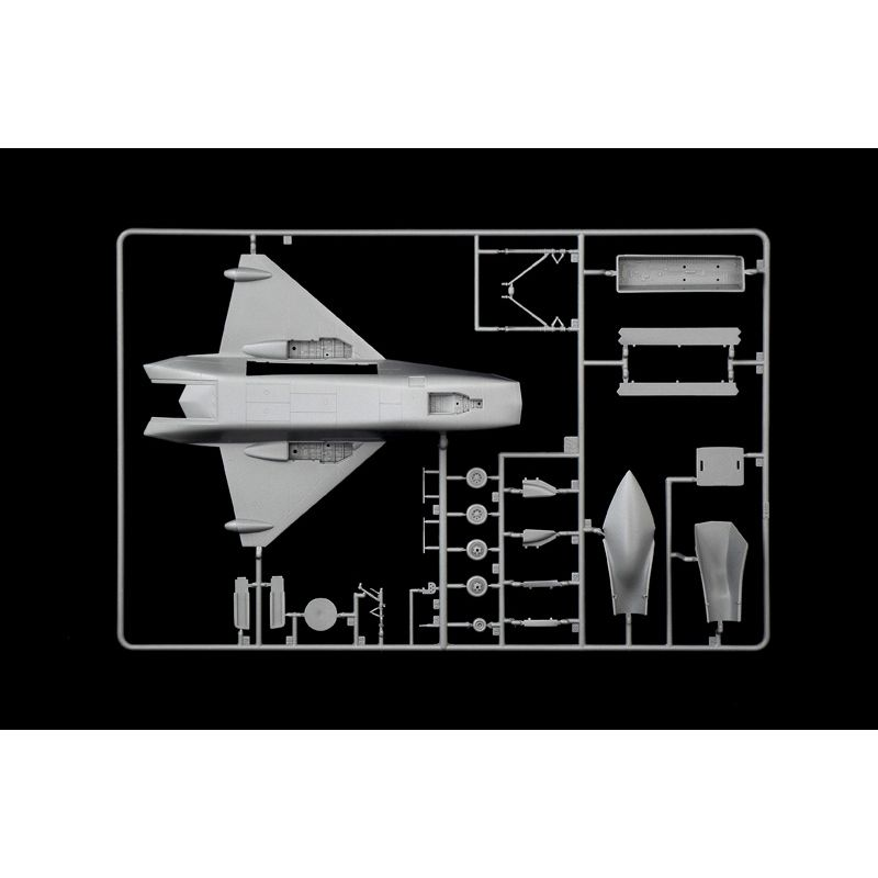 1419S ITALERI 1:72 X-32A és X-35B repülők