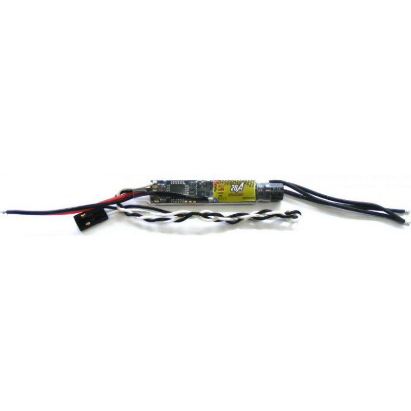 GPX Extreme 20A Brushless szabályzó 2-4S Lipo