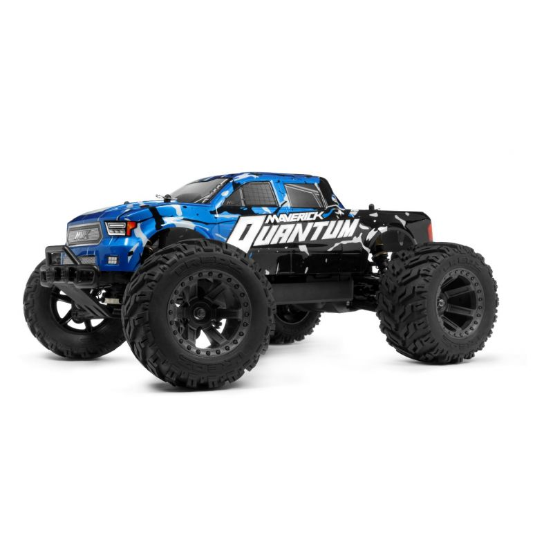 MAVERICK 150100 Quantum MT 1/10 4WD Monster Truck - kék