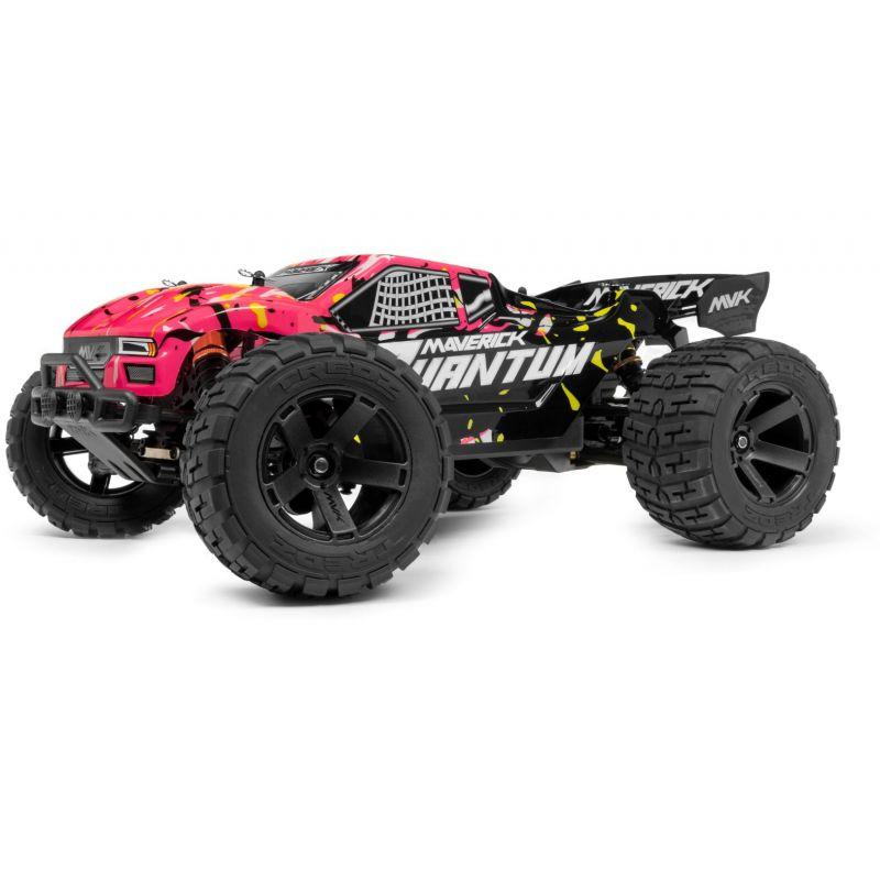 MAVERICK Quantum XT 1/10 4WD Stadium Truck - Pink