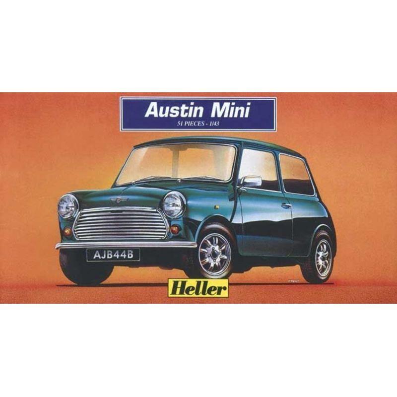 Heller 80153 Austin Mini