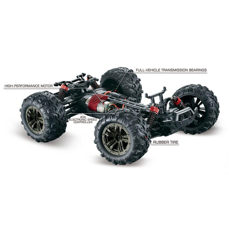 Absima Sand Buggy X Truck KÉK 1/16 RTR autó