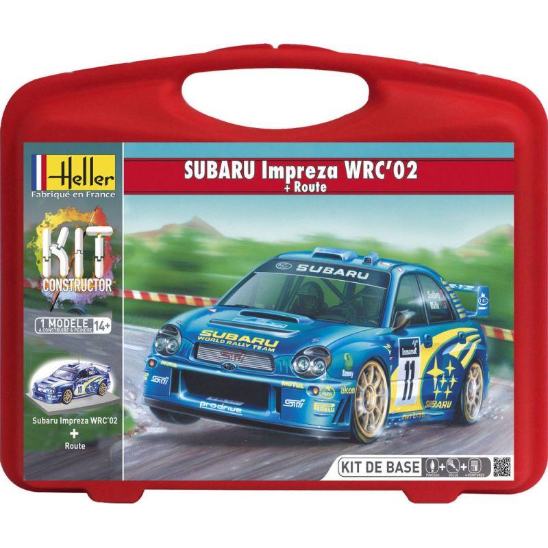 Heller 60199 Subaru Impreza WRC 02