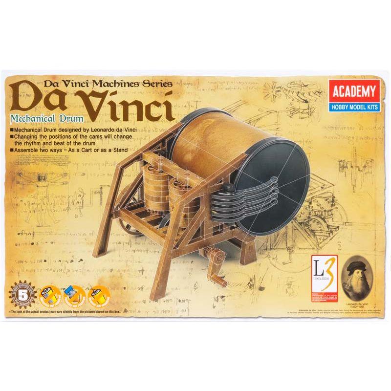 academy-18138-davinci-mechanical-drum