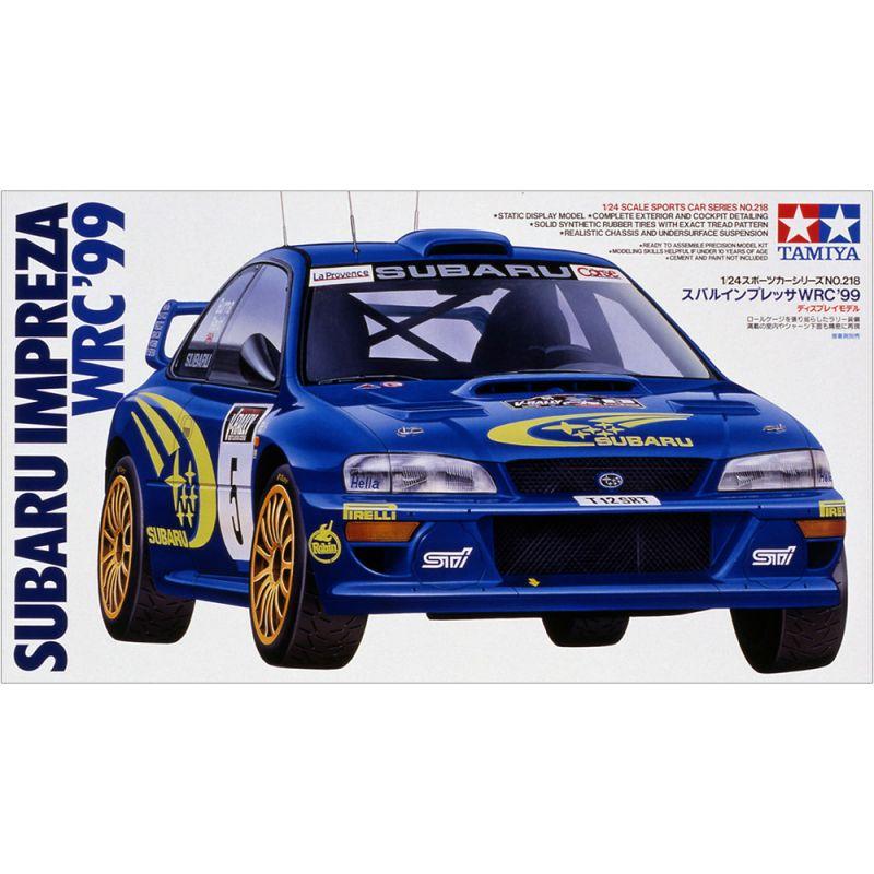TAMIYA Subaru Impreza WRC 99