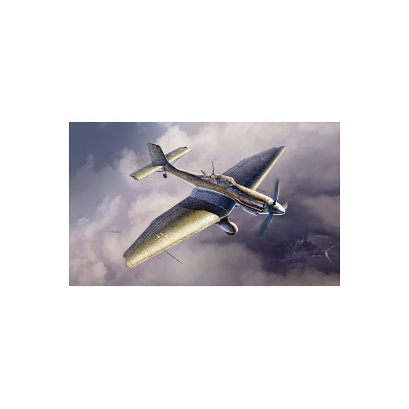 Italeri 2709 Ju 87 D-5 Stuka