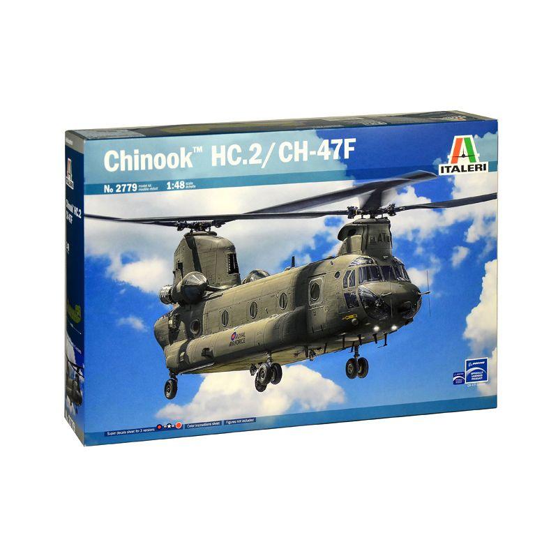 Italeri 2779 Chinook HC.2 / CH-47F