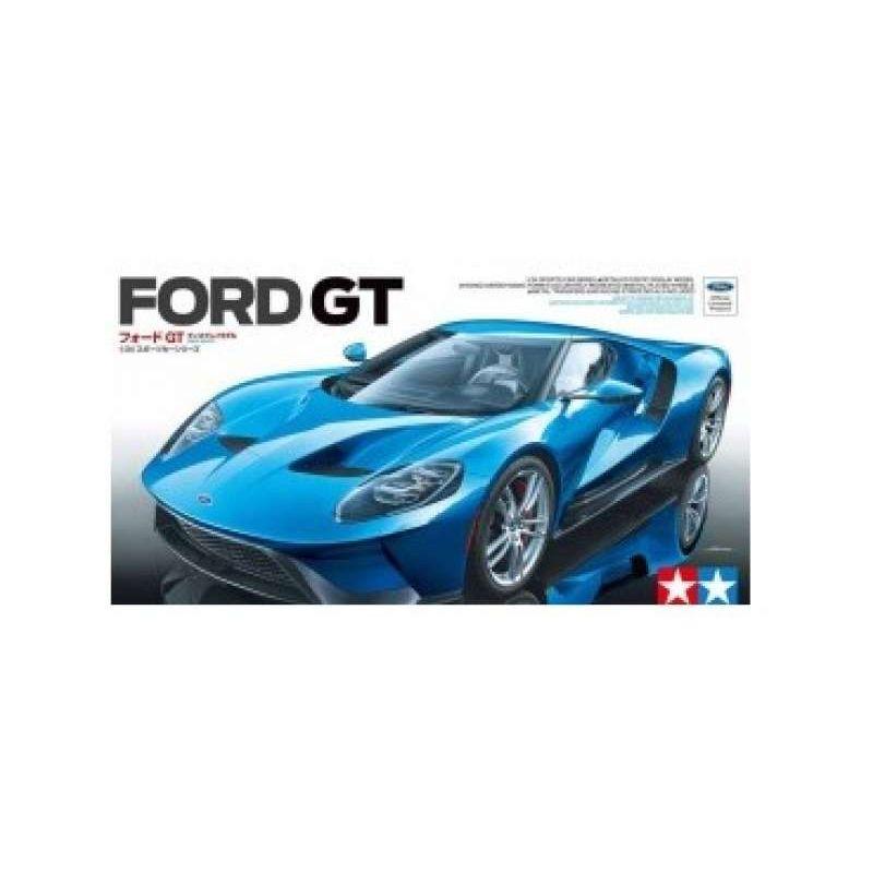 TAMIYA Ford GT