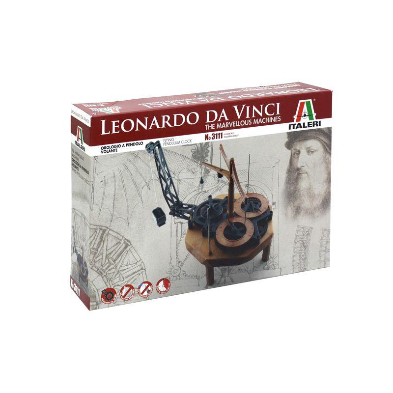 3111 Italeri DA VINCI Inga óra Easy Kit