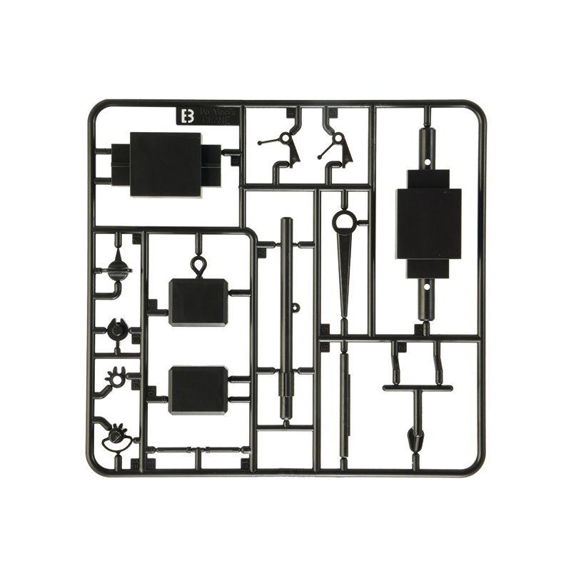 3112 Italeri DA VINCI Emelő daru Easy Kit
