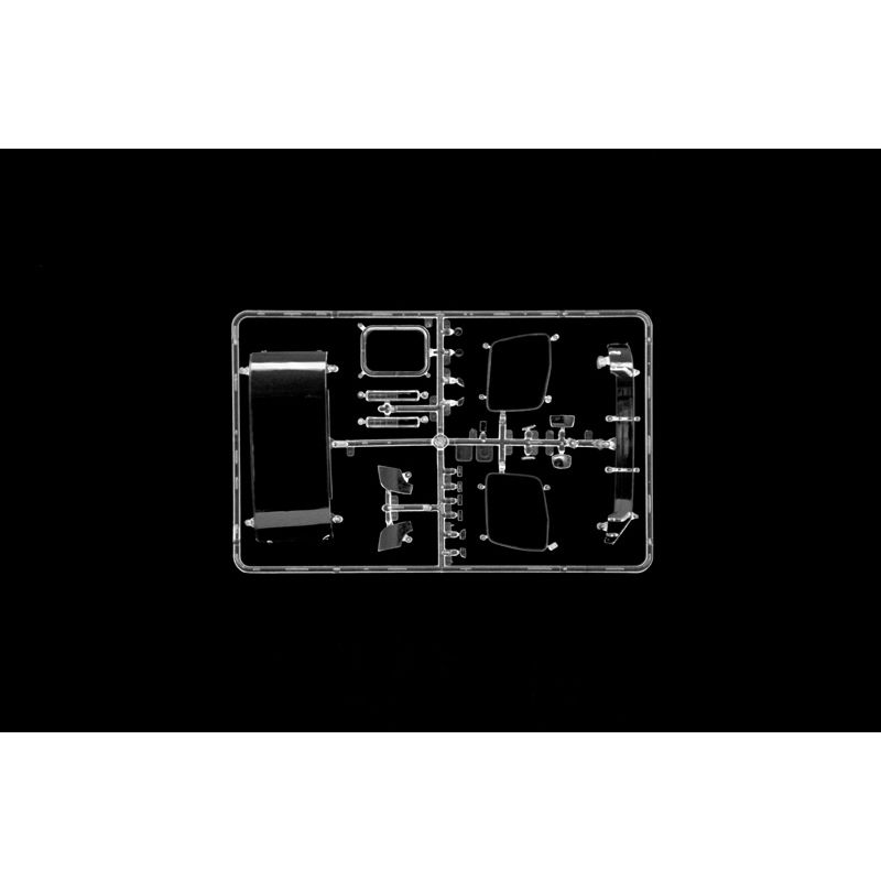 Italeri 3905 MERCEDES BENZ ACTROS MP4 GIGASPACE