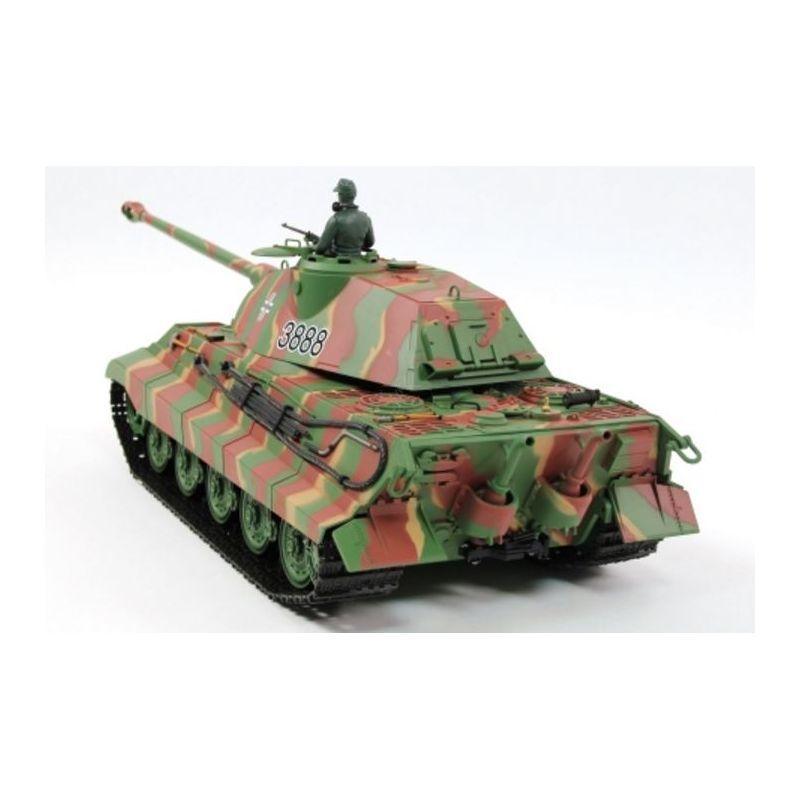 King Tiger RC Tank