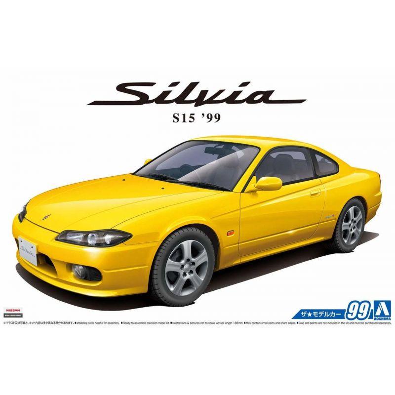 AOSHIMA Nissan Slivia S15 99