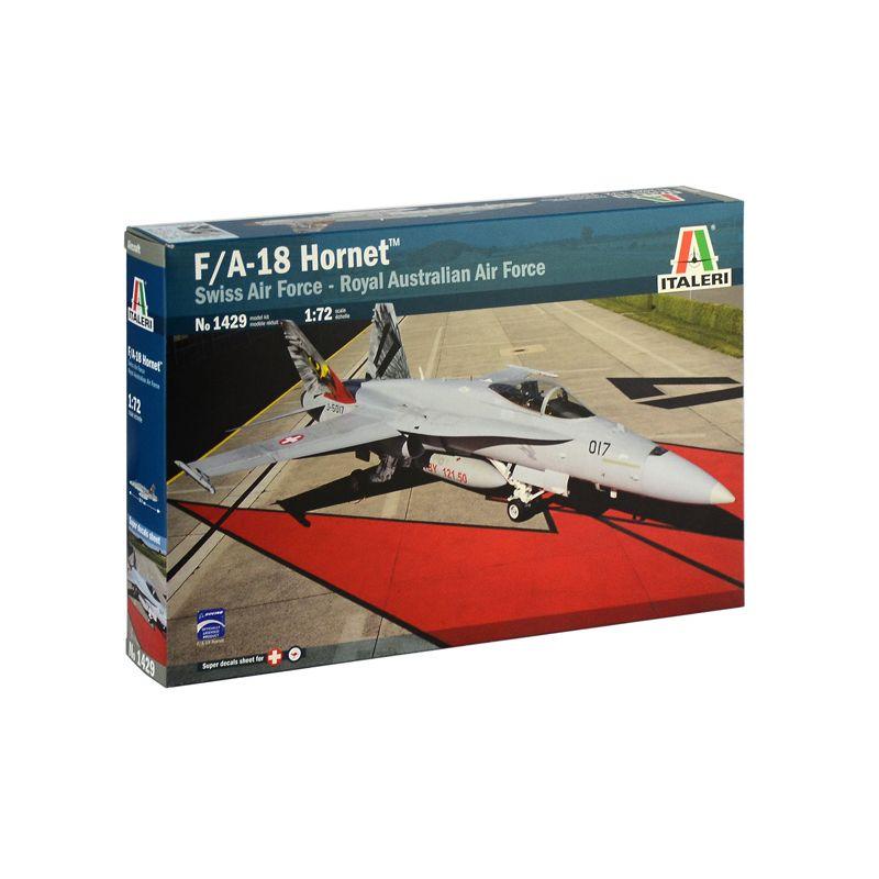 1429 Italeri F/A-18 Hornet Swiss Air Force 1:72