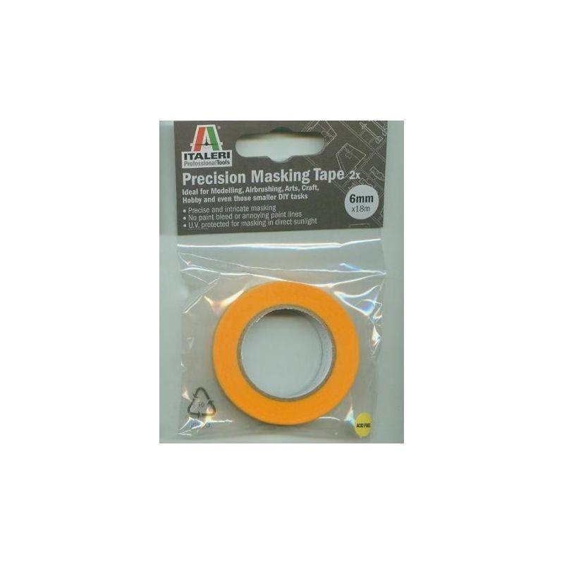 50827 Italeri Maszkoló szalag 6mm ( 2*18m )