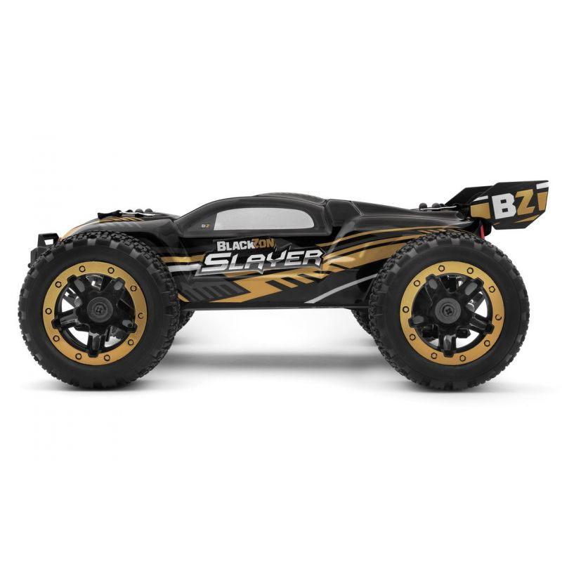 BLACKZON 540091 Slayer ST 1/16 4WD Electric Stadium Truck - Gold