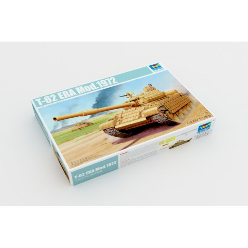 01549 Trumpeter T-62 ERA Mod.1972 (Iraqi Regular Army) 1:35