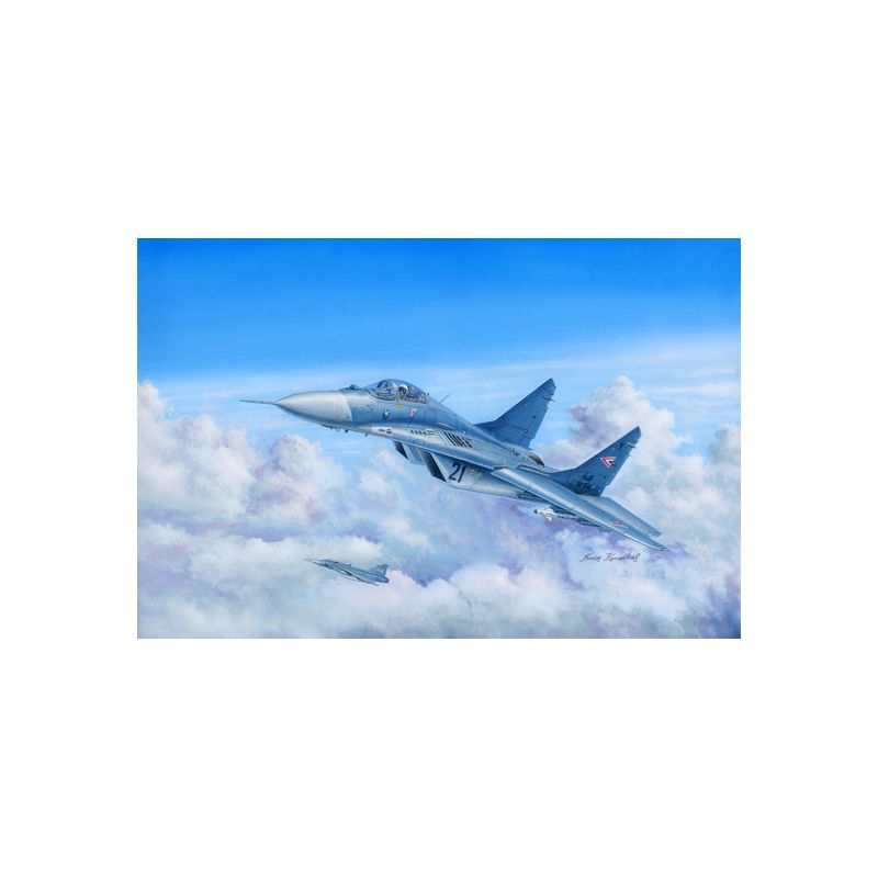 03223 TRUMPETER Russian MIG-29A Fulcrum 1:32
